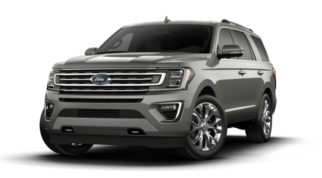New 2019 Ford Expedition Limited SUV in Rye, NY